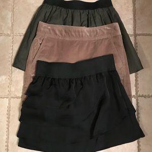 Skirt bundle!!!